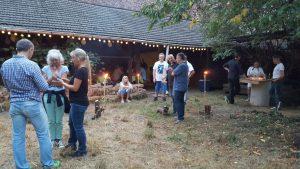 Das NLP Sommerfest war wieder wunderbar!