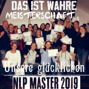 NLP Master DVNLP / INLPTA 2019