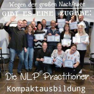 NLP Kompaktausbildung