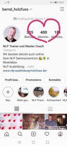 NLP Instagram