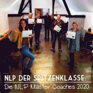 NLP Master Coach